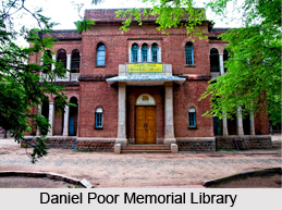 Daniel Poor Memorial Library, Madurai District, Tamil Nadu