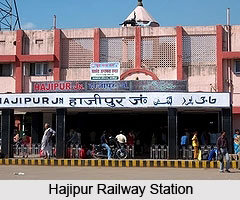 East Central Railway, Hajipur