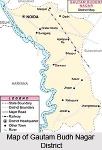 Gautam Budh Nagar District, Uttar Pradesh