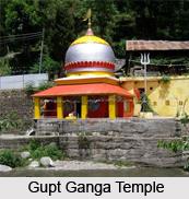 Gupt Ganga Temple, Bhaderwah, Doda, Jammu & Kashmir