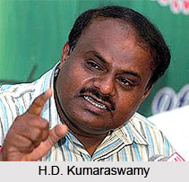 H.D. Kumaraswamy , Former Chief Minister of Karnataka