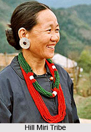 Hill Miri Tribe, Arunachal Pradesh