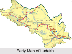 History of Ladakh