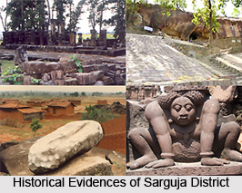 History of Surguja District
