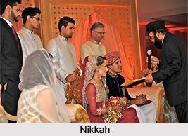 Impact of Islam on Indian Wedding