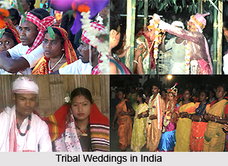 Indian Tribal Wedding
