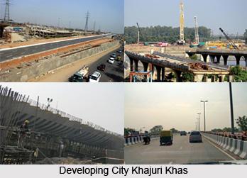 Khajoori Khas, Delhi
