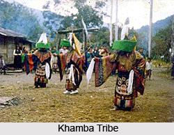 Khamba Tribe, Arunachal Pradesh