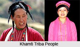 Khamti Tribes, Arunachal Pradesh