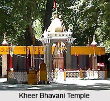 Kheer Bhavani Temple, Tullamula, Srinagar, Jammu & Kashmir
