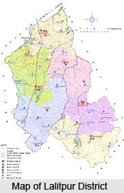 Lalitpur district, Uttar Pradesh