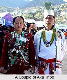 Marriage in Aka tribe
