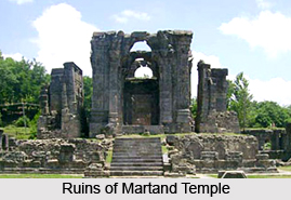 Martand Temple, Temples of Jammu and Kashmir