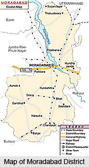 Moradabad District, Uttar Pradesh