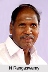 N Rangaswamy , Former Chief Minister of Pudducherry