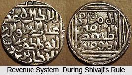 Revenue System of Shivaji