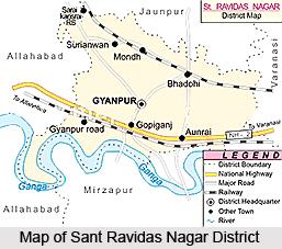 Sant Ravidas Nagar District, Uttar Pradesh