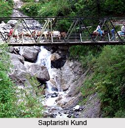 Saptarishi Kund, Yamonotri, Uttarakhand