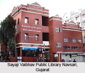 Sayaji Vaibhav Public Library Navsari