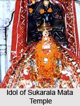 Sukarala Mata Temple, Kathua, Jammu & Kashmir
