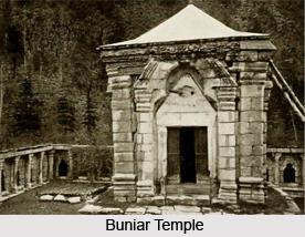 Temples in Baramulla