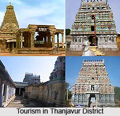 Tourism in Thanjavur District, Tamil Nadu