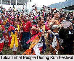 Tutsa Tribe, Arunachal Pradesh