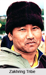 Zakhring Tribe, Arunachal Pradesh