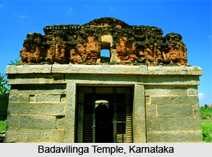 Badavilinga Temple, Hampi, Karnataka