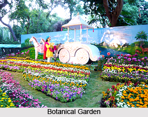 Botanical Garden and Aquarium, Puducherry