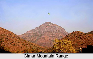 Girnar Mountain Range, Gujarat