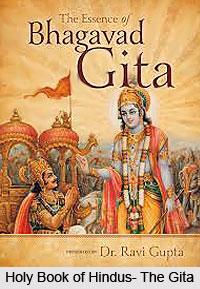 Mysticism in Bhagavad Gita