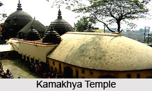 Temples Dedicated to Female Gods