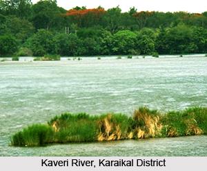 Geography of Karaikal District
