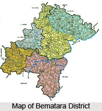 Bemetara District