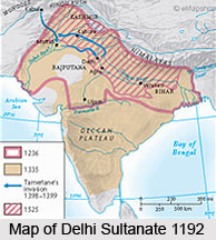 Indian Administrative System in Muslim Period