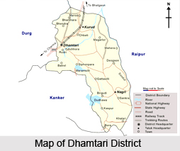 Dhamtari District