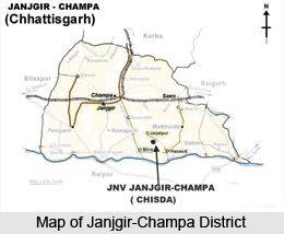 Janjgir-Champa District