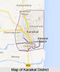 Karaikal District, Puducherry