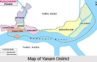 Yanam District, Puducherry