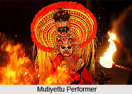 Mutiyettu, Indian Theatre Form