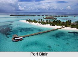 Port Blair, South Andaman district, Andaman and Nicobar Islands