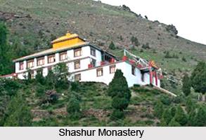 Shashur Monastery