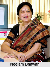 Neelam Dhawan, Indian Business Woman