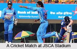 Jharkhand States Cricket Association International Cricket Stadium