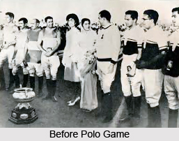 Epic Match of Polo in India