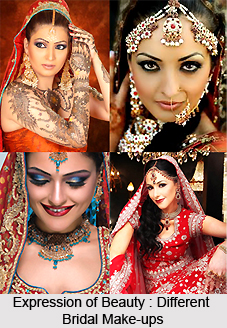 Bridal Make Up, Indian Wedding