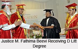 Justice M. Fathima Beevi