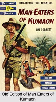 Contribution of Jim Corbett to Indian Wildlife