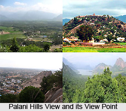 Tourism in Theni District